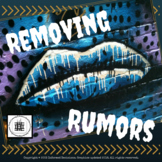 Hurtful Words Addressing Rumors Activity