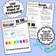 Hush Little Baby, Don't Say A Word Color-Coded Piano Song Sheet