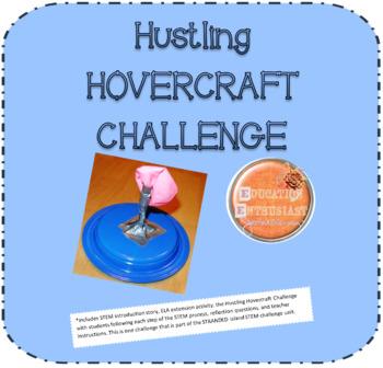 Hustling Hovercraft STEM Challenge