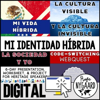 Hybrid Identity Unit for Heritage Speakers - Mi identidad híbrida