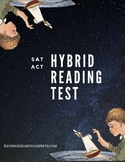Hybrid SAT and ACT Reading Test