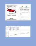 Hybrid vs Gas