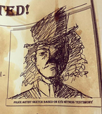 Hyde Wanted Poster Template