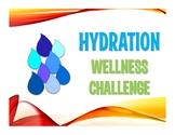 Hydration Wellness Staff Challenge