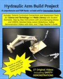 Hydraulic Arm Build Project - Grade 8 Science - Systems in