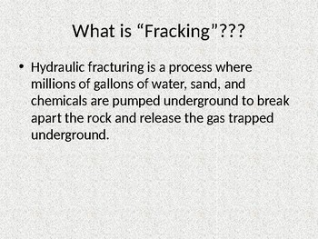 Hydraulic Fracturing: How It Works