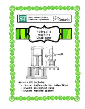 Hydraulic Machine Building Challenge