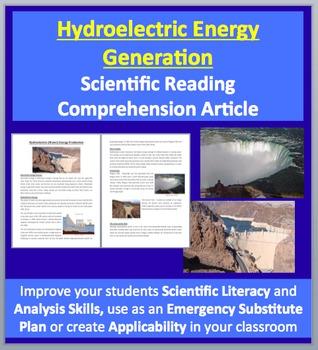 Hydroelectric Energy Production - Renewable Energy - Scien