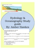 Hydrology Oceanography Study Guide