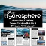 The Hydrosphere: Informational Text Passage and Comprehension Questions
