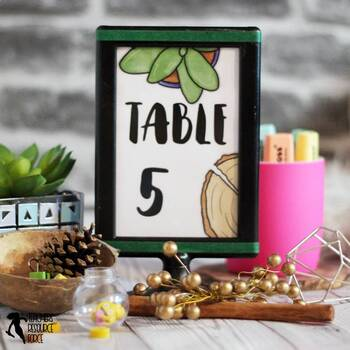 Hygge Themed Classroom Decor - ideal for middle and high school