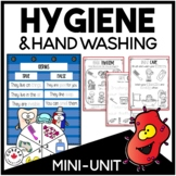 Hygiene, Hand Washing, and Dental Care Unit for Kindergarten