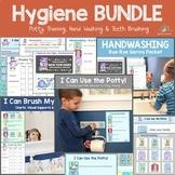 Hygiene BUNDLE (Potty, Hand Washing and Teeth Brushing) Di