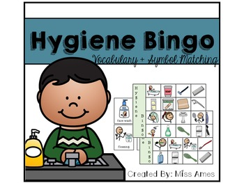 Hygiene Bingo