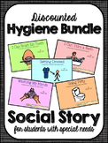Hygiene Bundle- Social Narratives for Students with Special Needs
