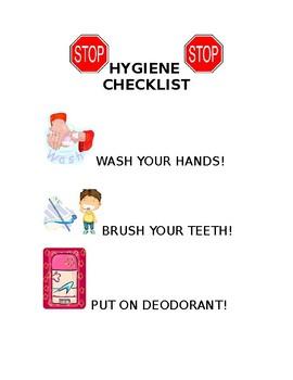 Hygiene Checklist