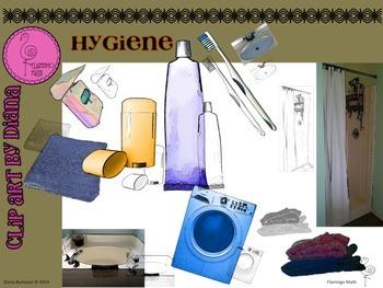 Hygiene Clip Art