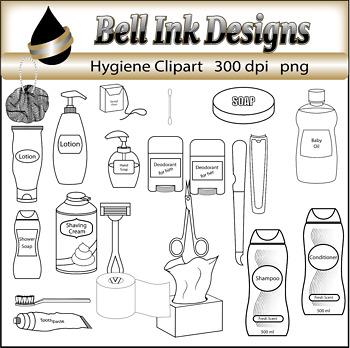 Hygiene Clipart