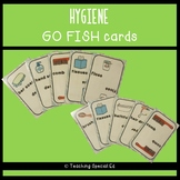 Hygiene Go Fish cards