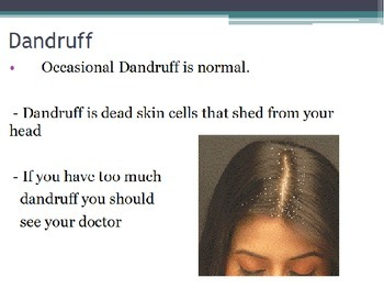 Hygiene - Hair and Nails Protection (POWERPOINT)