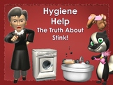 Hygiene Help:   The Truth About Stink Plan With Common Core Standards