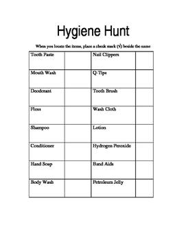 Hygiene Hunt
