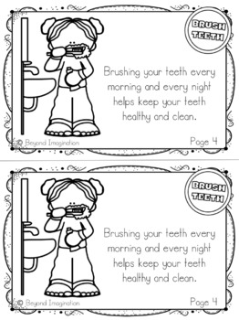 Hygiene Health Study | 32 Pages for Differentiated Learning + Bonus Pages