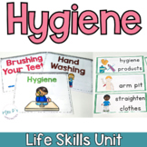 Hygiene Life Skills Unit for Special Education - Autism Resource