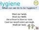 Hygiene PowerPoint and Quiz