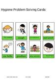 Hygiene Problem Solving Cards Smarty Symbols