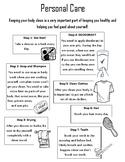 Hygiene & Self Care for Kids