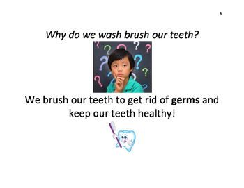 Hygiene Skills - Tooth Brushing