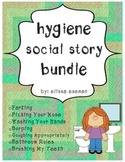 {Hygiene Social Story Bundle}