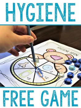 Hygiene Spin Game {FREE}