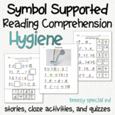 Hygiene - Symbol Supported Picture Reading Comprehension f
