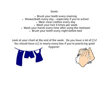 Hygiene Tracker