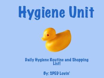 Hygiene Unit