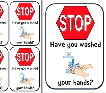 Hygiene - Wash your Hands
