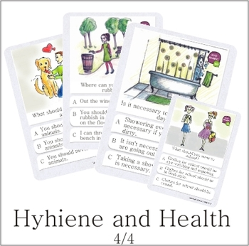 Hygiene and Health - Good Manners Quiz