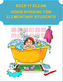 Hygiene for Elementary School Students/activities (Distanc