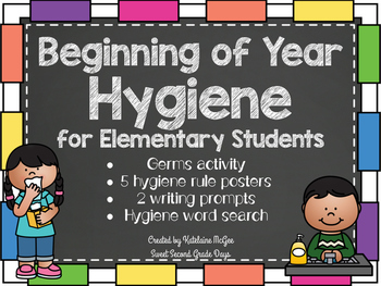 Hygiene for Elementary Students