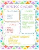 HyperDoc Checklist