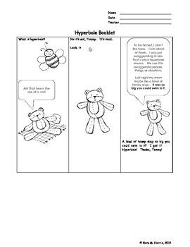 Hyperbole Booklet