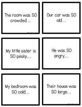 Hyperbole Bundle: {Figurative Language}