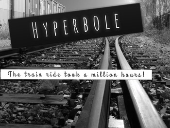 Hyperbole: Figurative Language Video Lesson