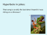 Hyperbole Lesson and Exercise