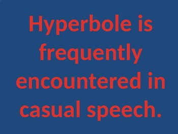 Hyperbole Power Point
