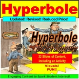 Hyperbole : PowerPoint Lesson and Exercises