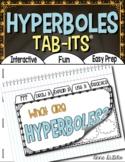 Hyperbole Tab-Its®   Distance Learning