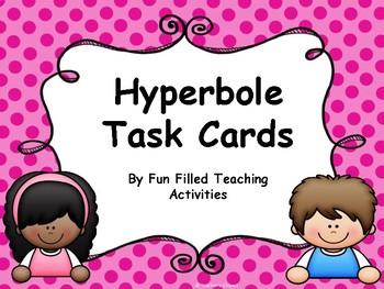 Hyperbole Task Cards